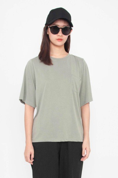 Grace Pocket Tee