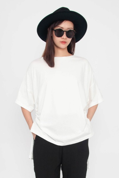 Yakov Ruched Top