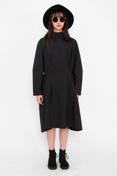 Kayleigh Funnel Neck Dress