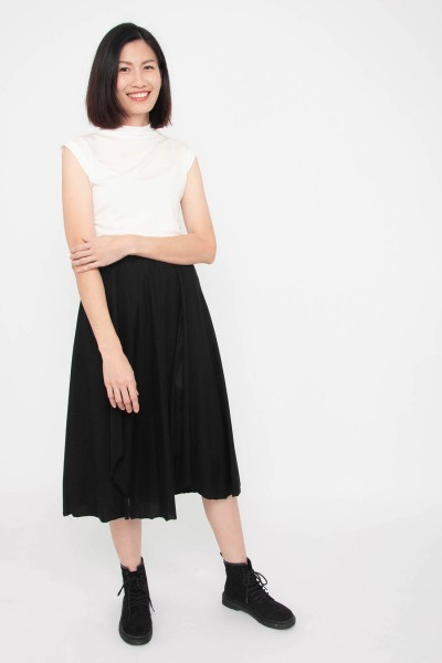 Nadine Wrap Skirt