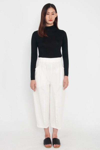 Demi Textured Peg Pants
