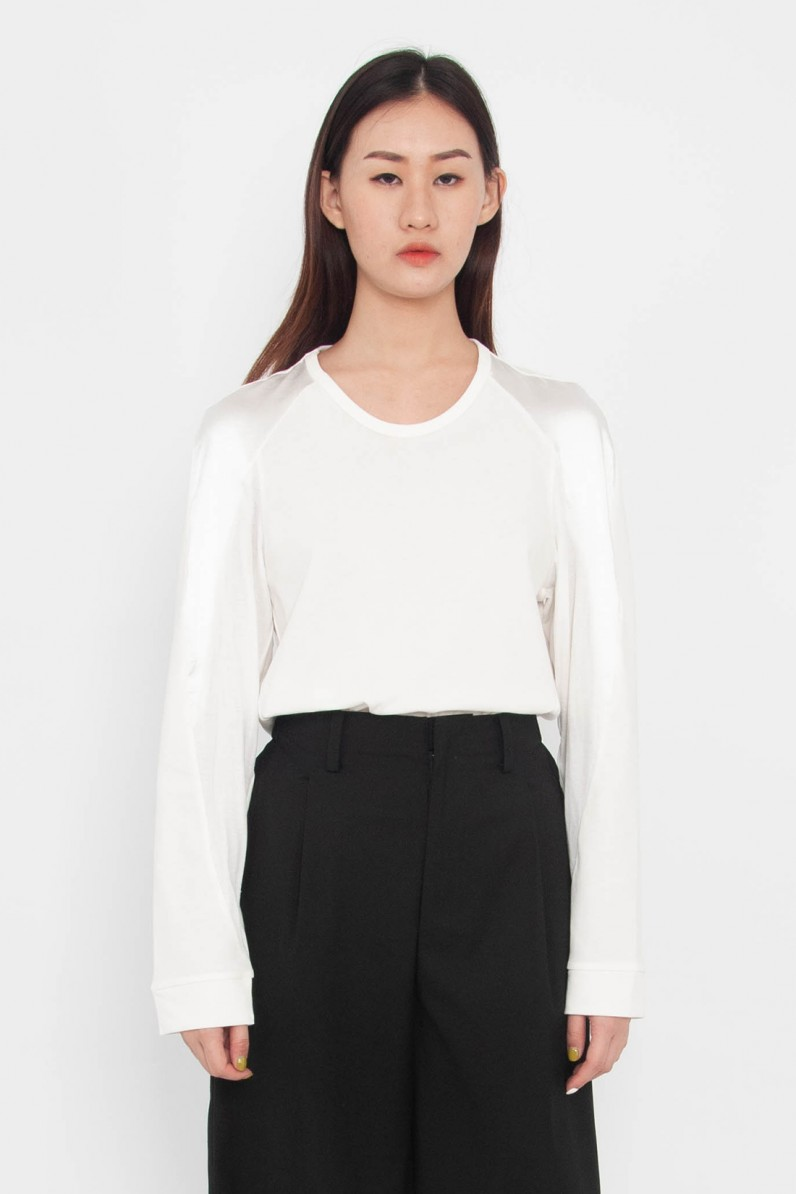 Zeena Raglan Sleeve Top