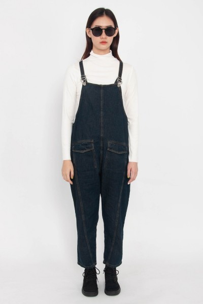 Linette Denim Dungaree