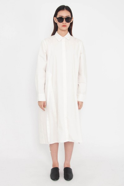 Esme Belted Shirt Dress