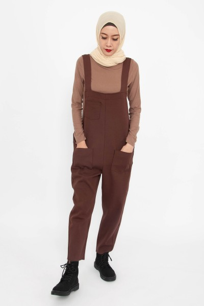 Dorene Pocket Overalls